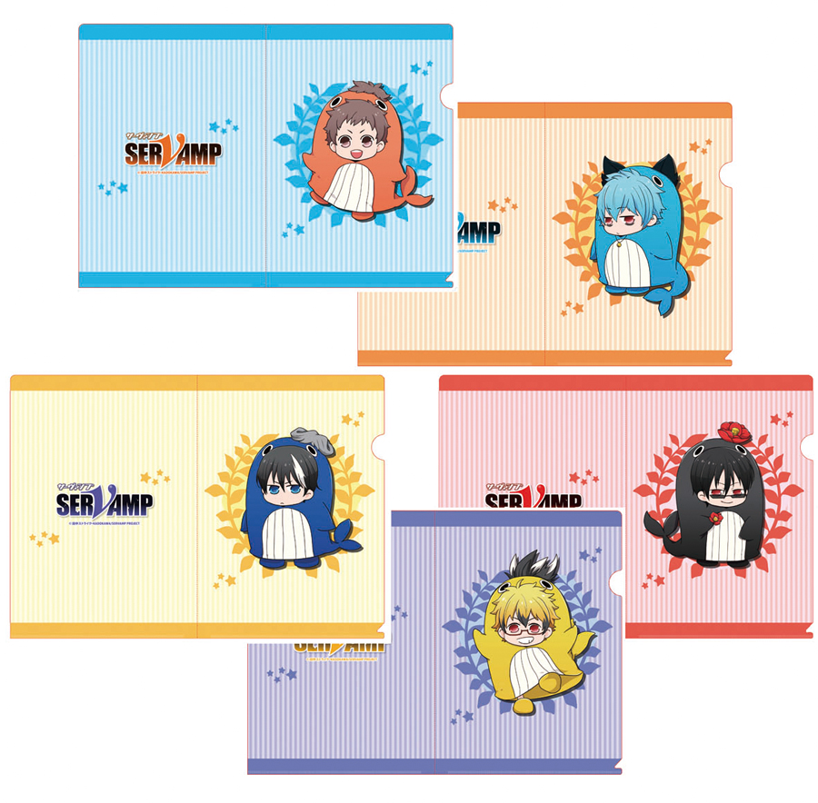 【イベント限定販売】クリアファイル